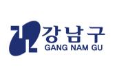 지역 로고 - 강남구