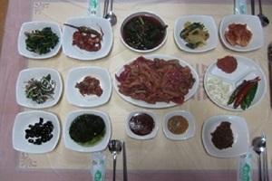 강진신전개불 ,전라남도 강진군,지역음식