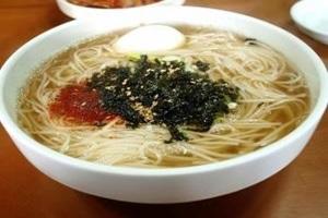 멸치국수,서울특별시 양천구,지역음식