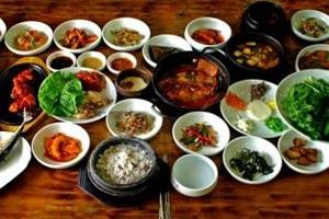 한정식,경기도 이천시,지역음식